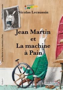 Couverture Jean Martin Entrepreneur